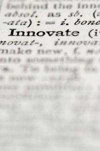 How do you define innovation?