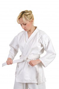 Everyone's A White Belt At The Start