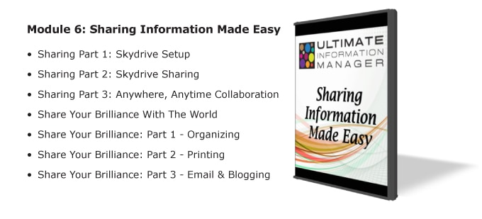 Sharing Information Made Easy