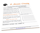 Get your business focus simiplied with 5 Minute Clarity