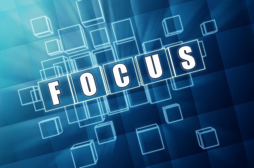 Productive Focus by Samurai Innovation