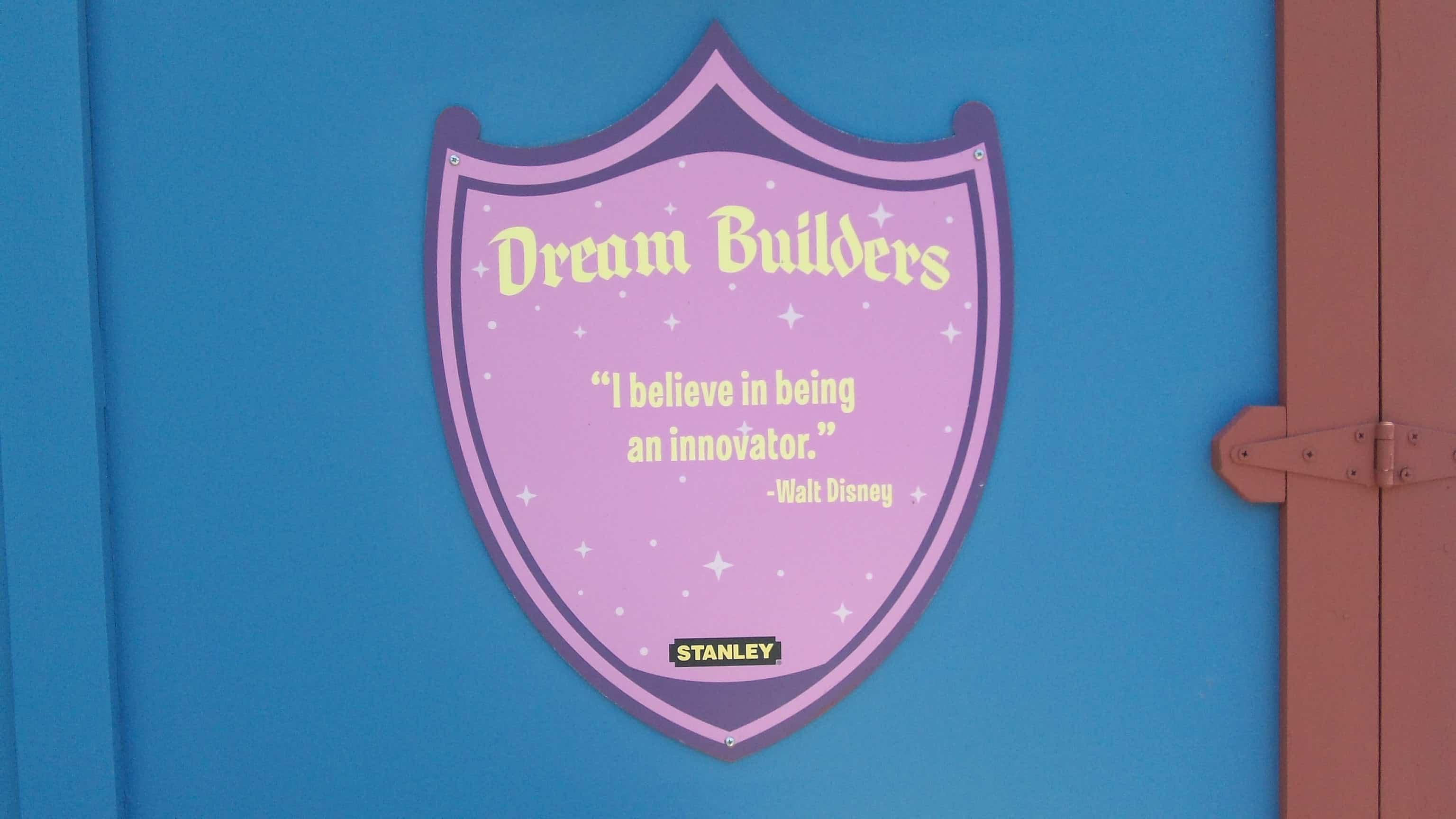 Walt Disney Quote - Samurai Innovation