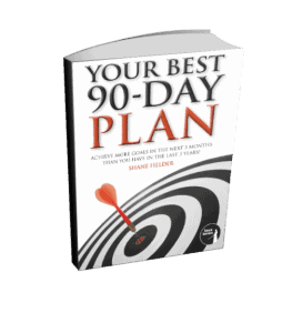 Your Best 90 Day Plan Soft Cover