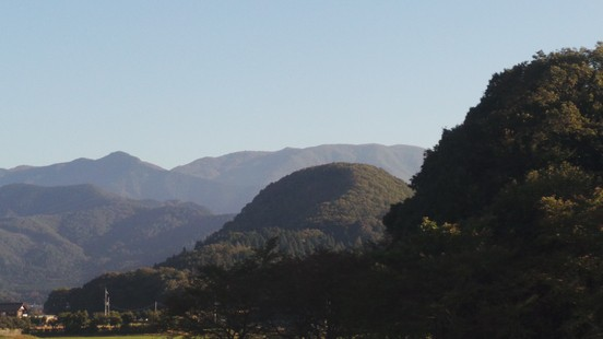 Samurai Mountain Range