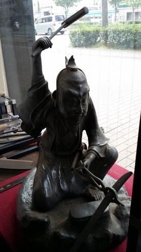 Samurai in Kyoto