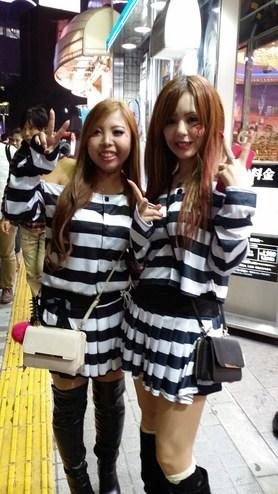 Halloween in Tokyo - Shanes New Friends