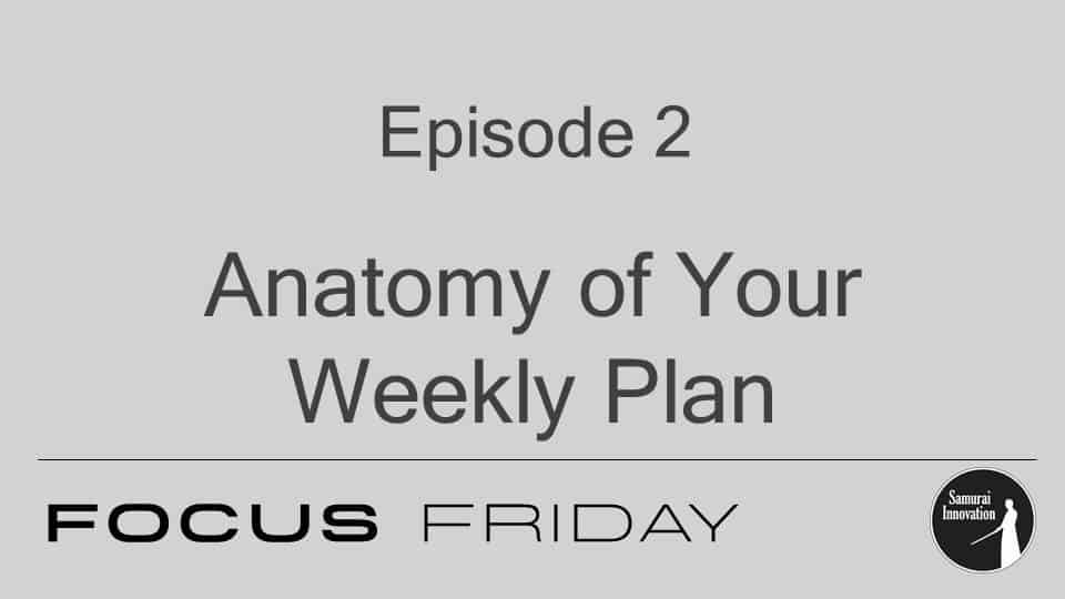 Focus Friday Episode 2 - Samurai Innovation