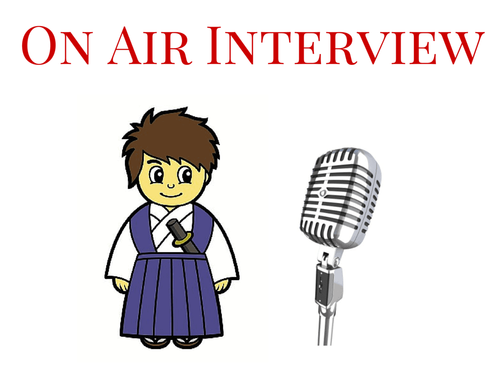 On Air Interview by Samurai Innovation