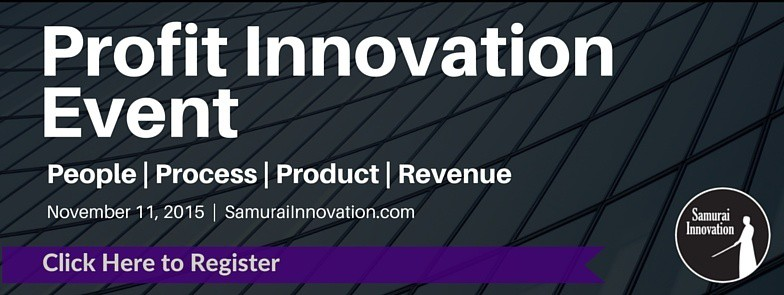 Attend this Free Profit Innovation Event