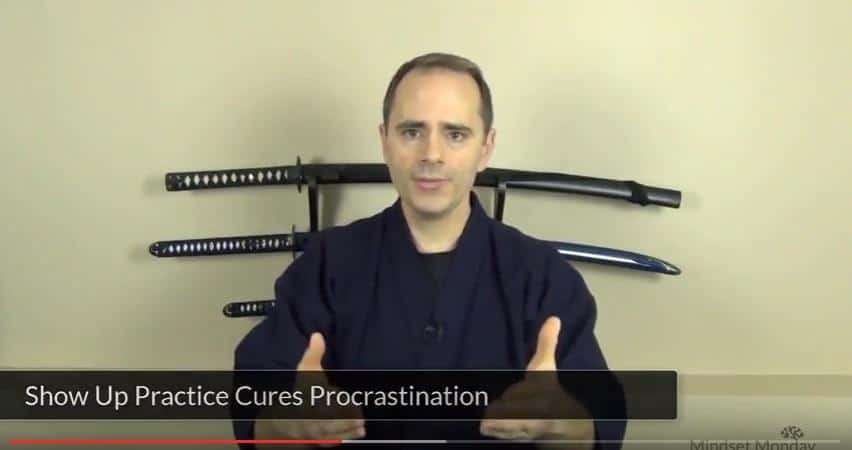 3 Practices to Cure Procrastination