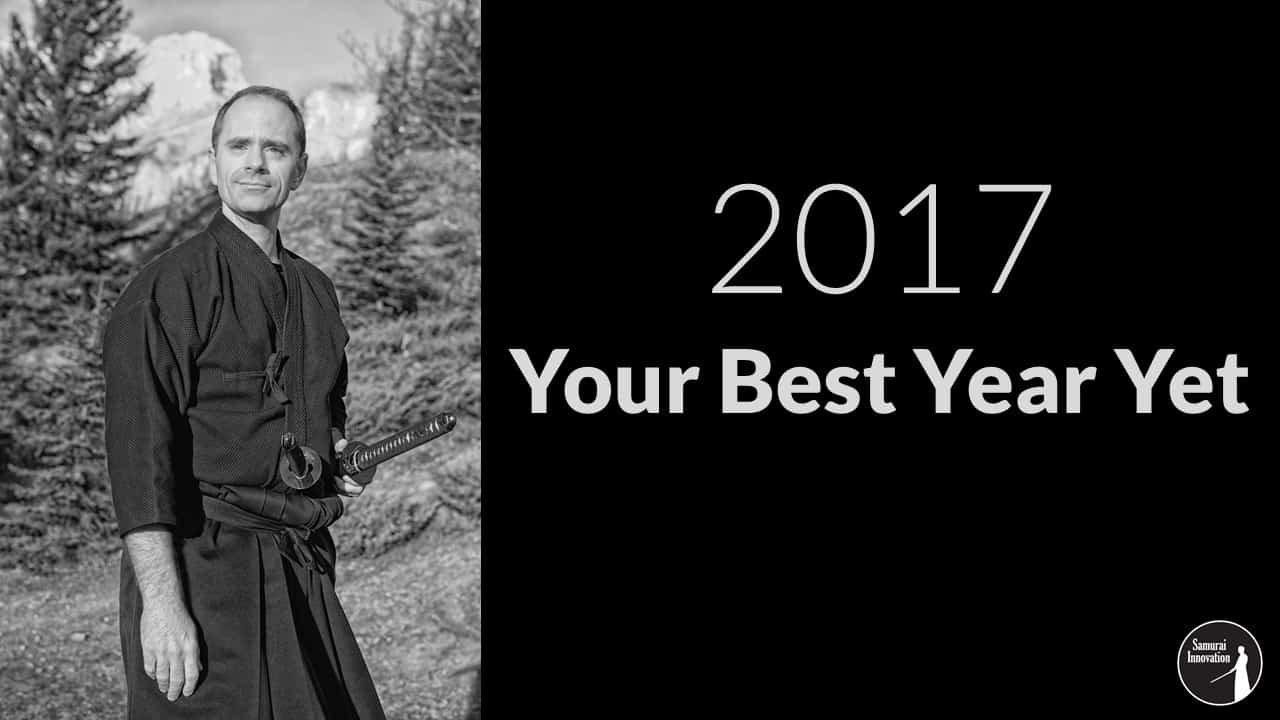 2017 Best Year Yet by Samurai Innovation