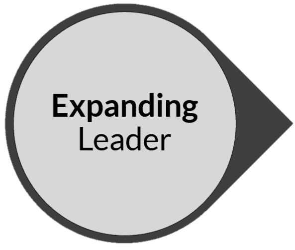 Expanding Leader by Samurai Innovation