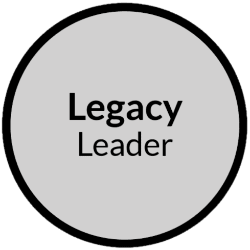 Legacy Leader by Samurai Innovation