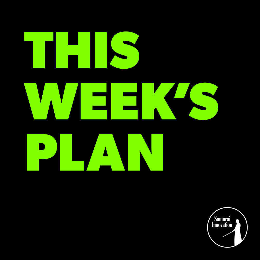 TWP-When Should You Do Your Weekly Planning?