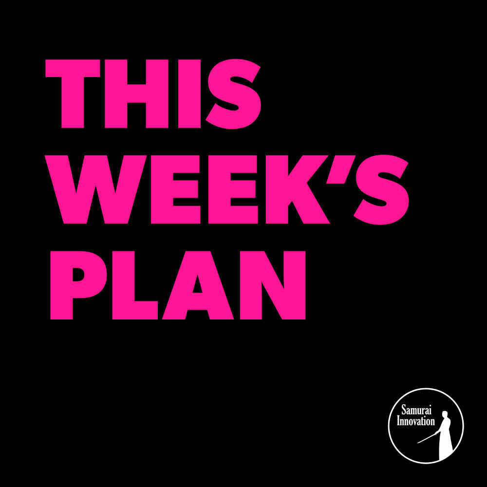 Who Should Be Part of Your Weekly Planning Process by This Week's Plan Podcast Show